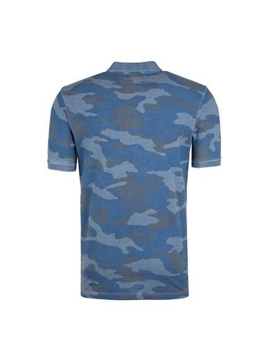 Gran Sasso Tişört Mavi
